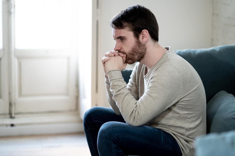 Les 5 problèmes psychologiques les plus fréquents chez l'homme
