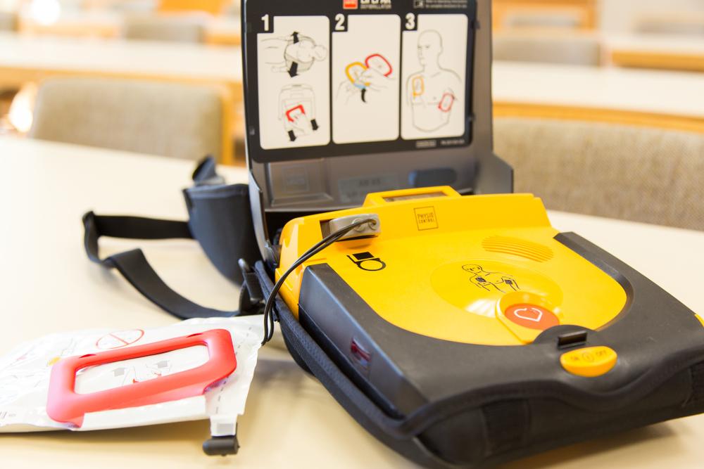 Location et vente de défibrillateurs pour assurer la santé de tous