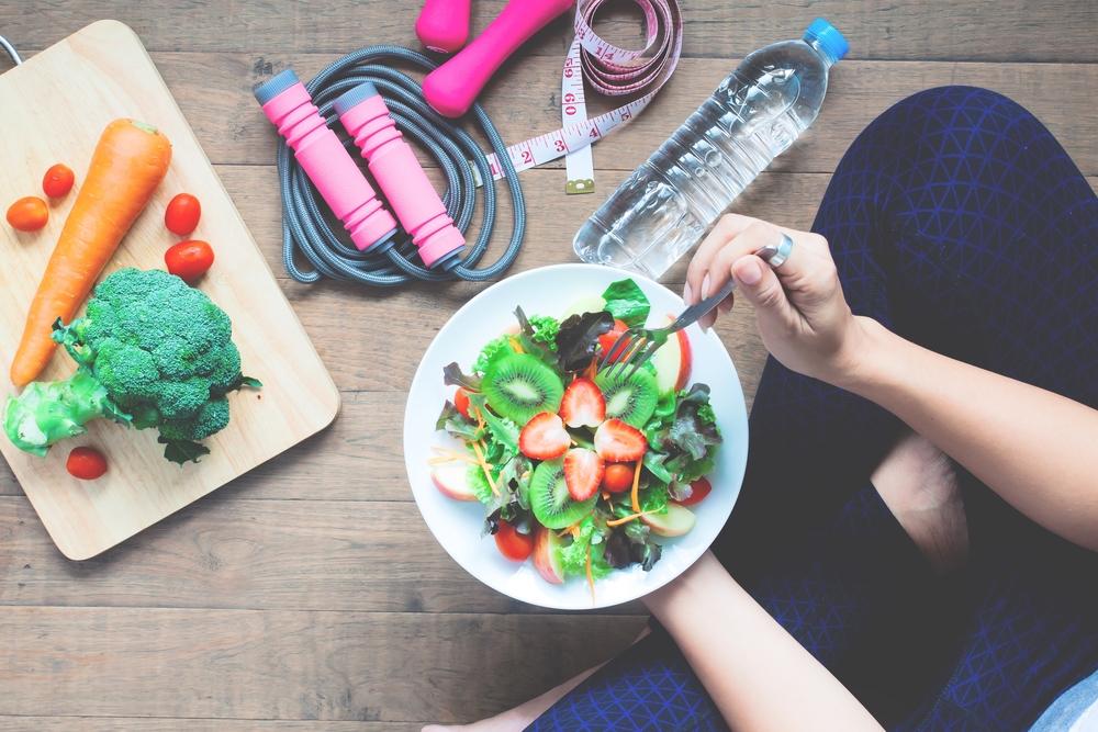 régime alimentaire et sport