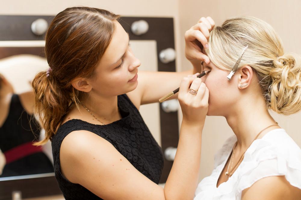 debuter en maquillage